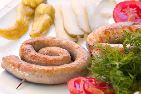 колбаска-гриль