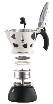Bialetti Mukka Express exploded