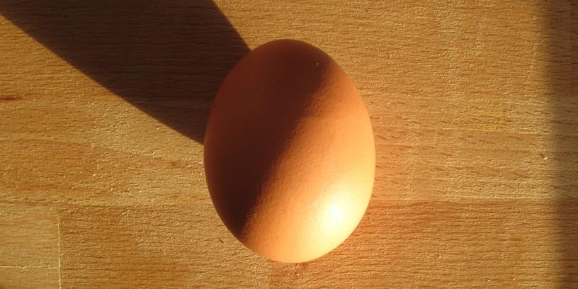 Яйцо куриное, 1 шт.