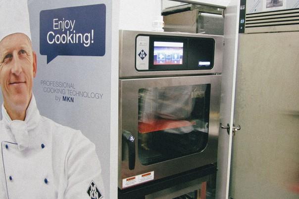 Супер-печка для кулинарного блога