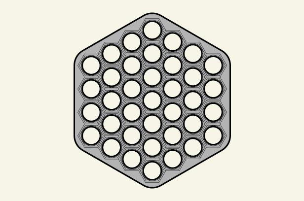 Силуминовая (алюминиевая) пельменница