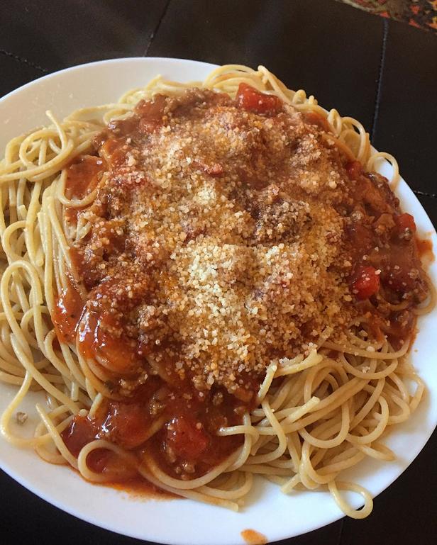 Нормальные спагетти