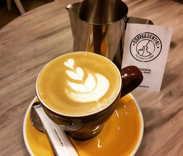 Нормальный кофе